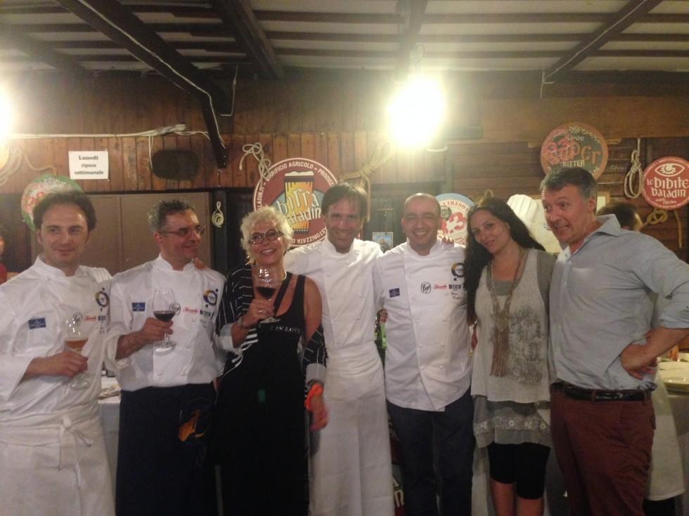 Cuochi in festa a Festa a Vico: le immagini - Foto 1