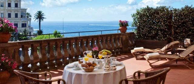 I migliori ristoranti in hotel campania edition agrodolce for Terrazza vittoria sorrento