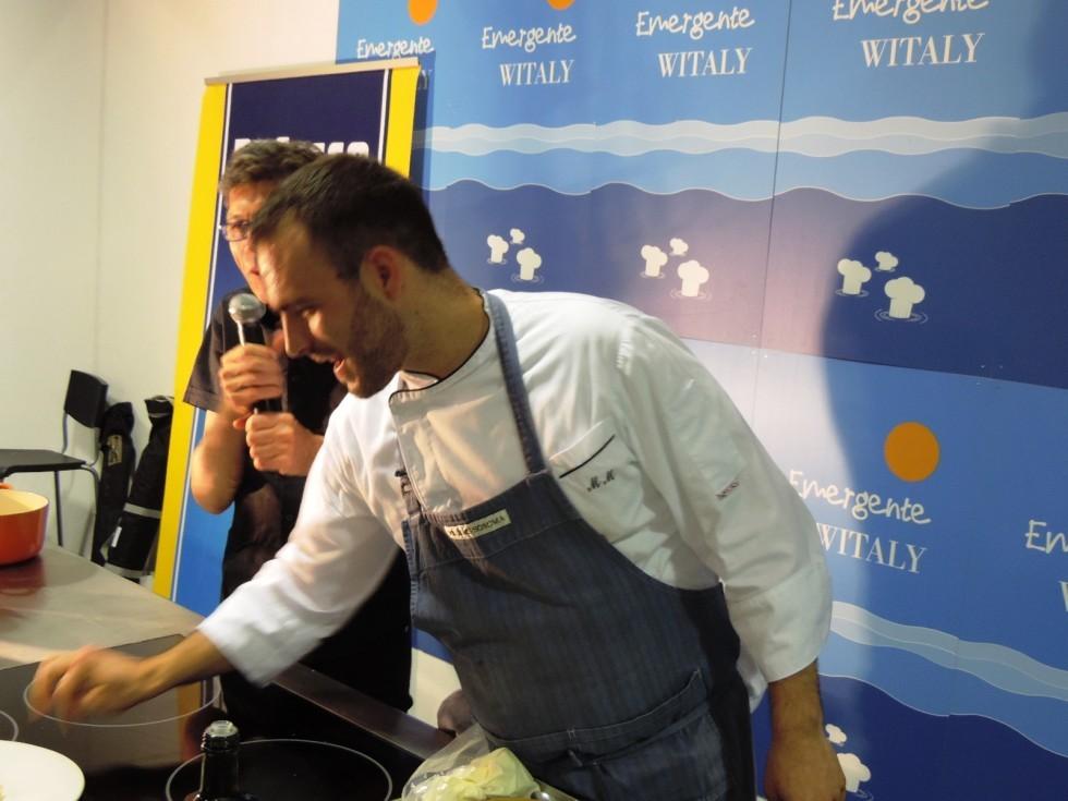 Chef Emergente Centro 2014: tutti i concorrenti in gara - Foto 9