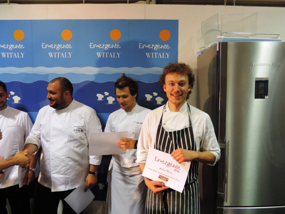 Chef Emergente Centro 2014: tutti i concorrenti in gara - Foto 14