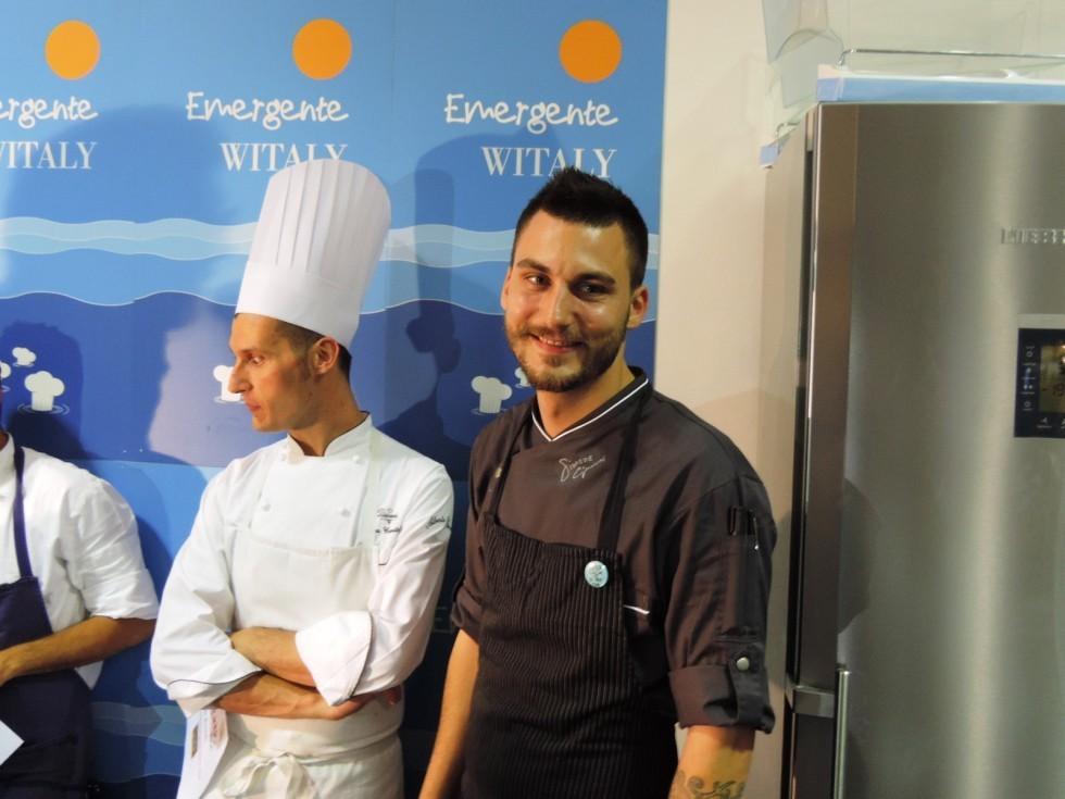 Chef Emergente Centro 2014: tutti i concorrenti in gara - Foto 11