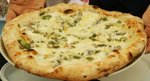 La pizza Menaica di Francesca Gerbasio
