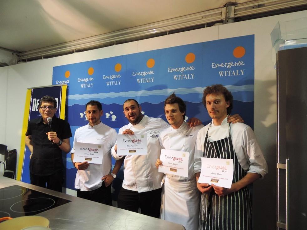 Chef Emergente Centro 2014: tutti i concorrenti in gara - Foto 13
