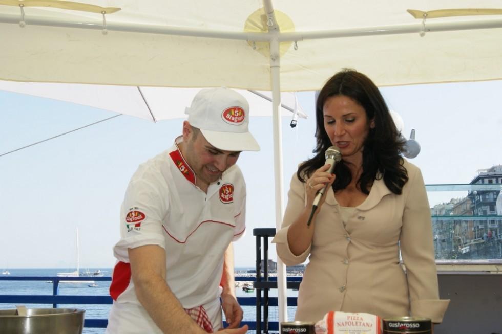 Chef Emergente Sud: la gara dei pizzaioli - Foto 13