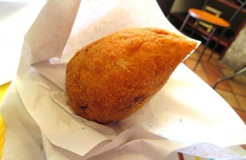 Sikulè e Mizzica: arancine a confronto a Roma