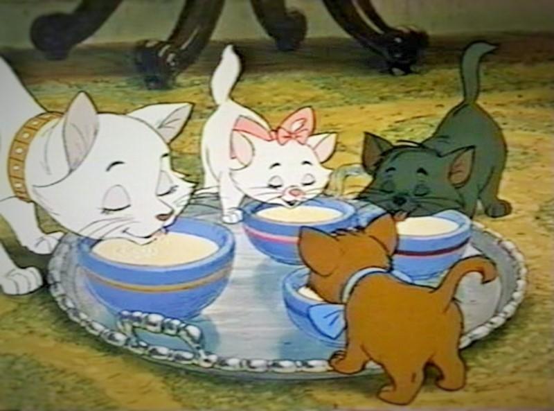 Anche i cartoni animati mangiano - Foto 3