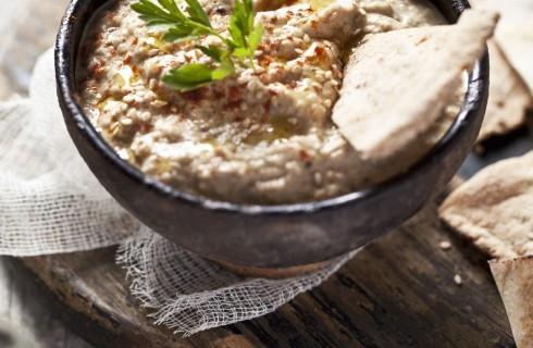 Salsa di melanzane mediorientale: il Baba ganoush