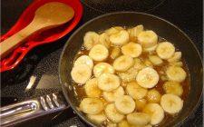 Le banane caramellate al rum, ecco la ricetta del dessert veloce