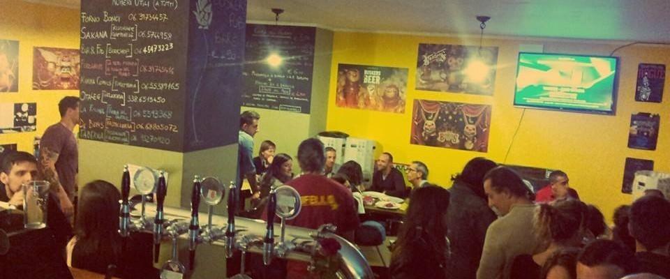 Buskers Pub, Roma