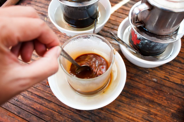 caffè freddo vietnamita