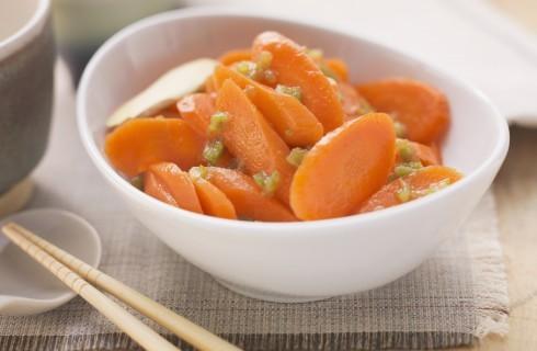 La ricetta delle carote in agrodolce