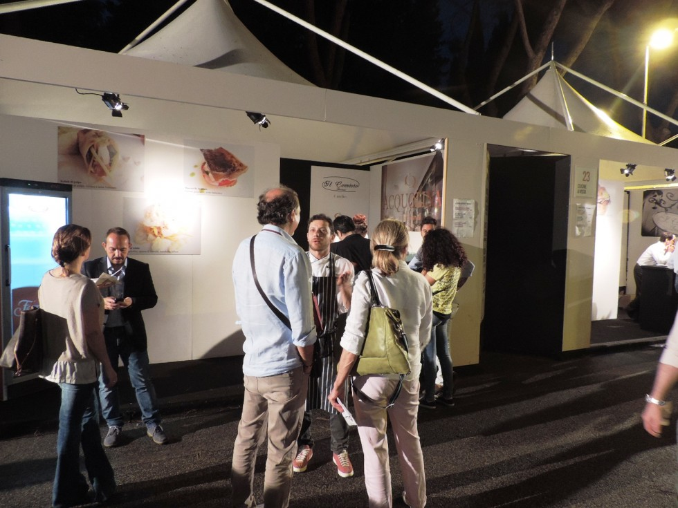A Roma: Vinòforum le immagini di Cucine a Vista - Foto 4
