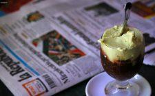 Come fare una granita al cioccolato per una fresca pausa