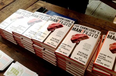 Il manifesto del Carnivoro di Patrick Martins