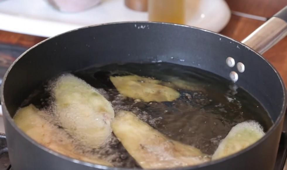 Come fare la parmigiana di melanzane step by step - Foto 10
