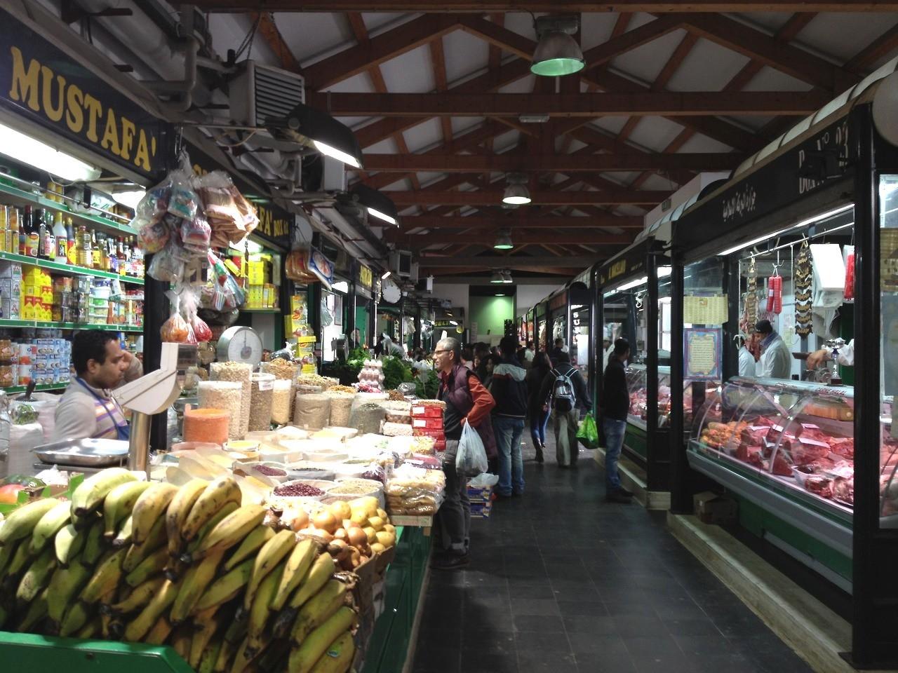 Mercato esquilino roma 10 cibi da comprare agrodolce for Cibi tipici di roma