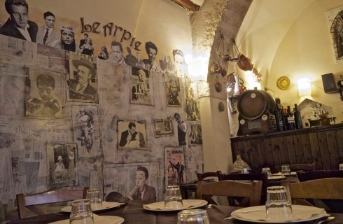 Osteria Le Arpie, Bari