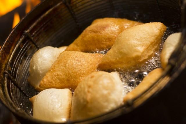 panzerotti fritti