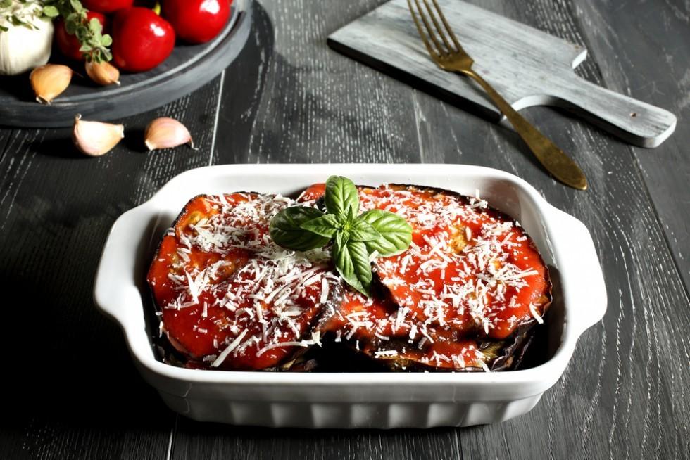 Come fare la parmigiana di melanzane step by step - Foto 1