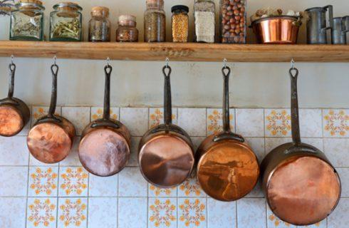 Le principali pentole in cucina: da quelle per la pasta a quelle al vapore