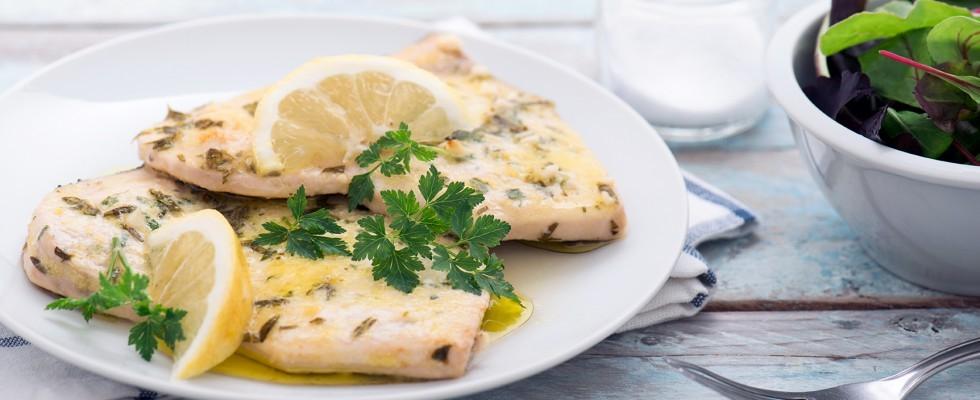 Pesce spada al forno: la ricetta