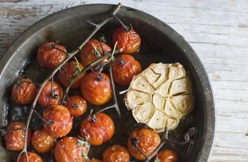 Ricetta dei pomodori confit