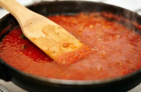 preparazione salsa barbecue