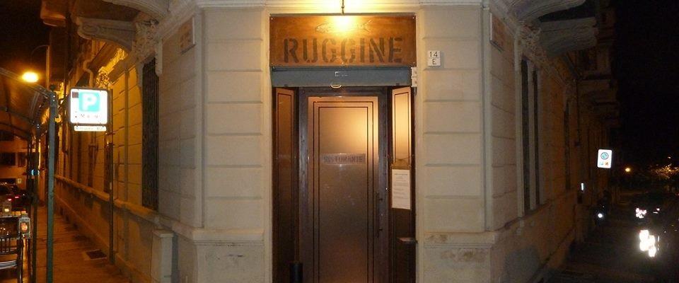 Ruggine, Torino