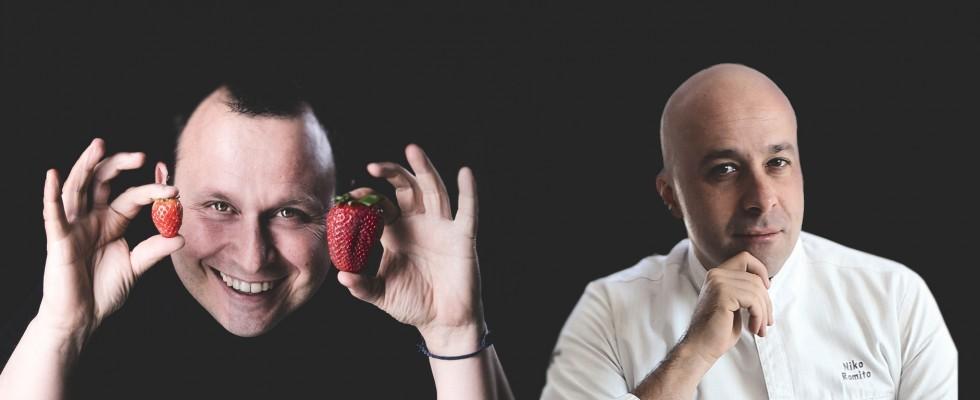 Niko Romito VS Maurizio Santin: il dolce per me