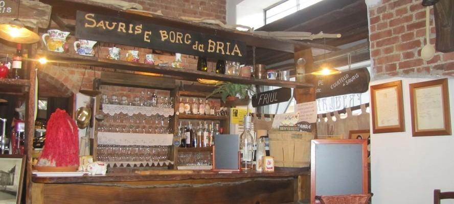 Sauris e Borc da Bria, Milano
