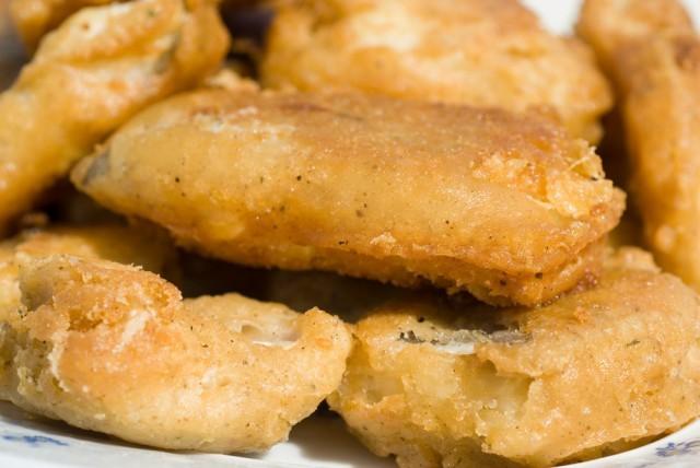 Baccalà fritto