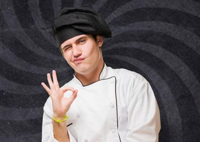 Giovane chef