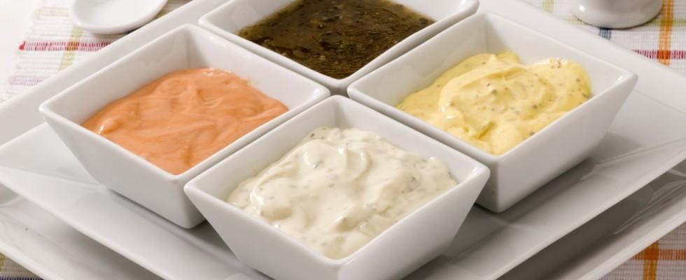 10 salse per le insalate da provare