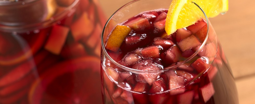 Sangria: ricetta profumata e dissetante