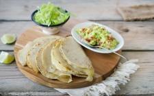 Quesadillas: street food messicano