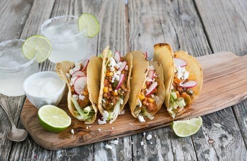 Tacos: le tortillas messicane
