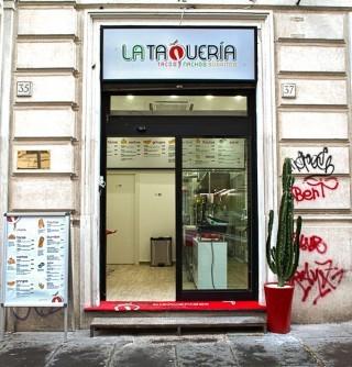 La Taqueria, Roma