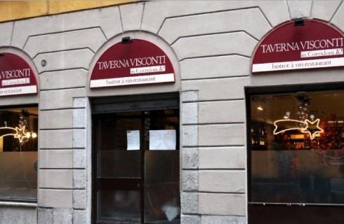 Visconti L'Altro, Milano