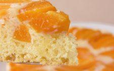 La torta albicocche e mandorle da preparare con la ricetta semplice