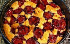La torta con le susine fresche da provare con la ricetta facile