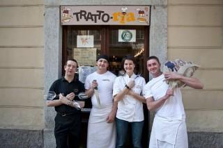 Tratto-ria Mama Licia, Torino
