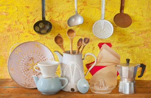 Gli utensili da cucina di base: ecco quali scegliere