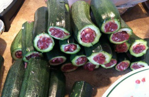Le zucchine ripiene per bambini, la ricetta facile