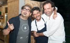 Roma: Villa Ada gourmet con Chef Rubio