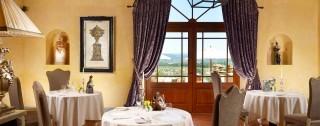 La Torre dell'Hotel Castello del Nero, Tavarnelle Val di Pesa