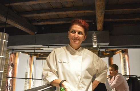 La top 3 dei piatti di Glass Hostaria di Cristina Bowerman