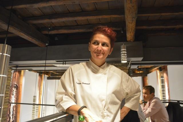 Cristina Bowerman glass hostaria