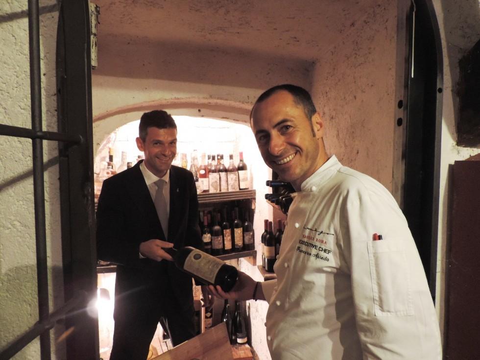 Wine Caveau di Taste of Roma: Imàgo - Foto 5