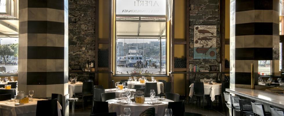 I Tre Merli, Genova