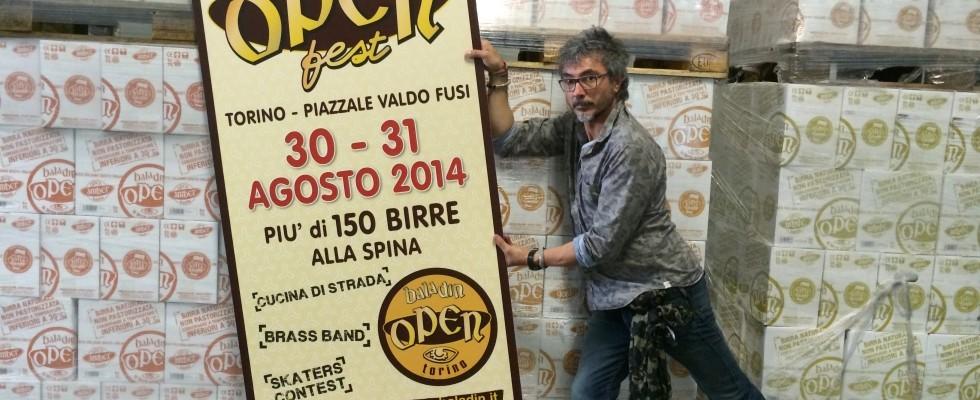 Teo Musso racconta l'Open Baladin Fest di Torino